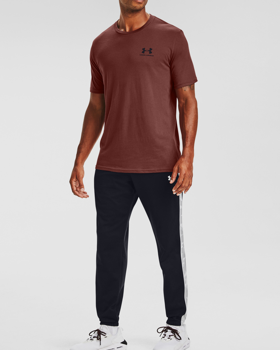 Tričko Under Armour UA SPORTSTYLE LC SS-RED