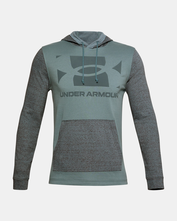 Mikina Under Armour UA Sportstyle Terry KO HD-BLU