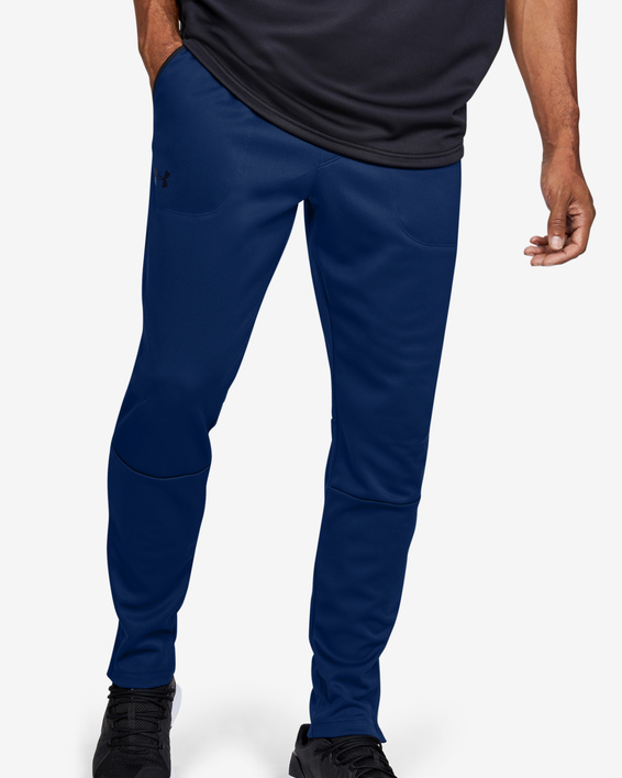 Tepláky Under Armour MK1 Warmup Pant-BLU