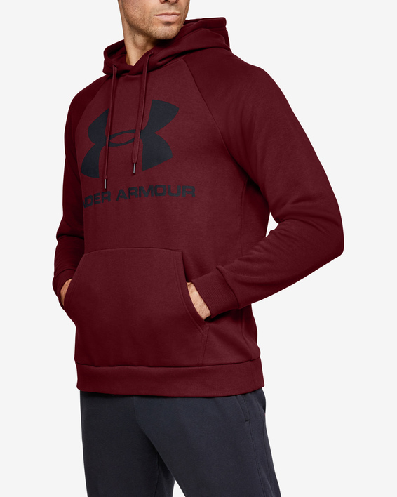 Mikina Under Armour Rival Fleece Sportstyle Logo Hoodie