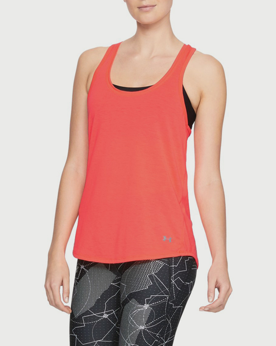 Tílko Under Armour Threadborne Streaker Tank