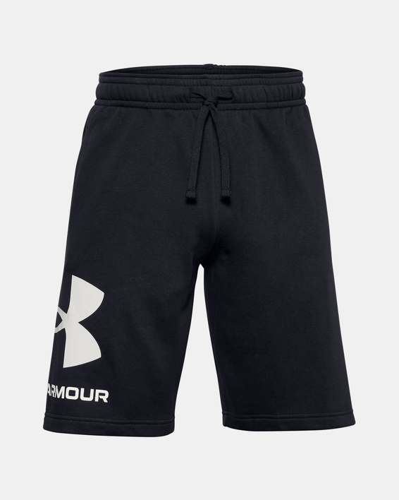Kraťasy Under Armour UA Rival FLC Big Logo Shorts-BLK