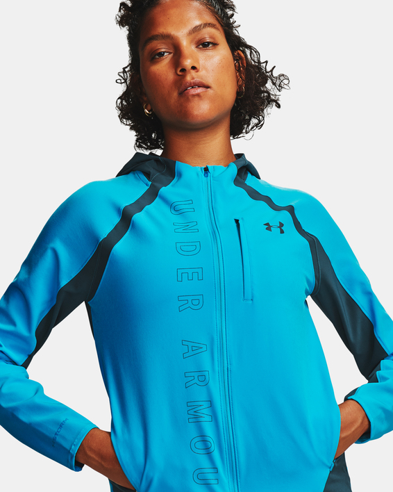 Bunda Under Armour  Qlifier STORM Jacket