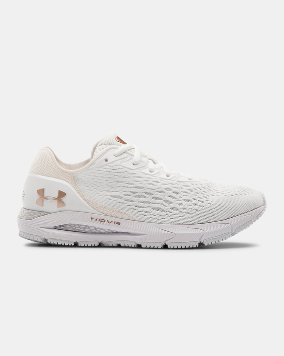 Boty Under Armour W HOVR Sonic 3 MTLC-WHT