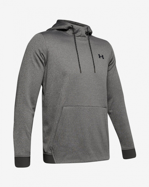 Mikina Under Armour Fleece Po Hoodie-Gry