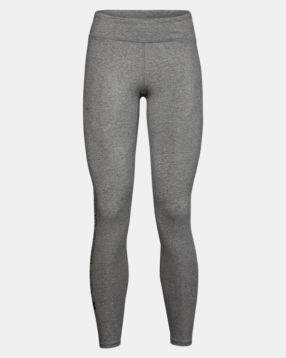 Legíny Under Armour UA Favorite WM Leggings-GRY