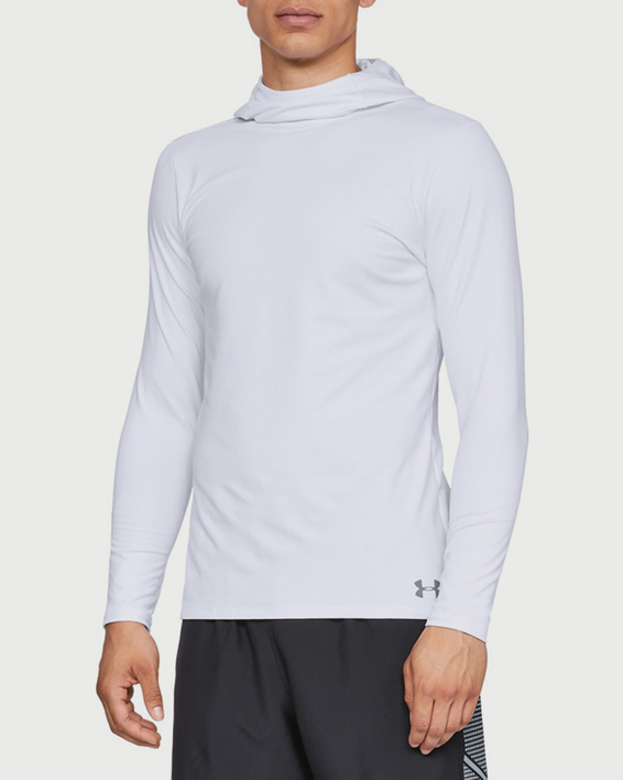 Tričko Under Armour Fitted CG Hoodie