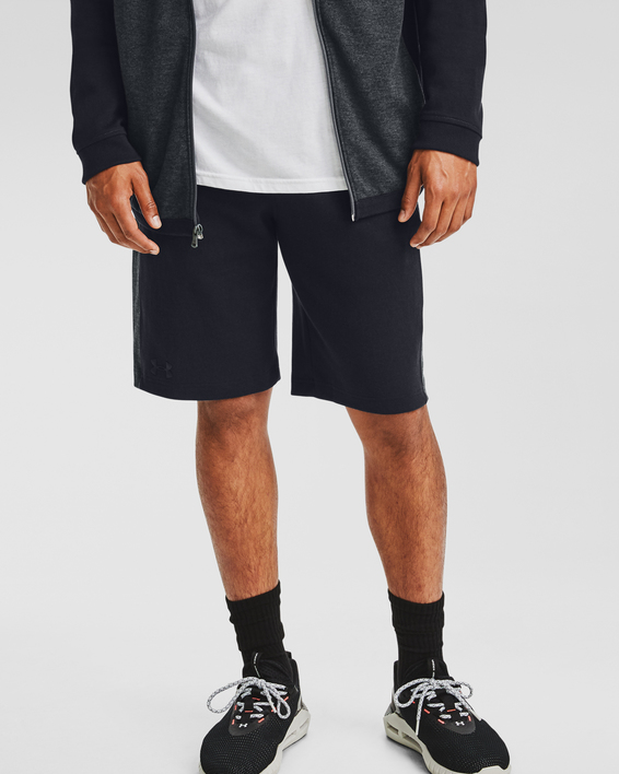 Kraťasy Under Armour DOUBLE KNIT SHORTS-BLK