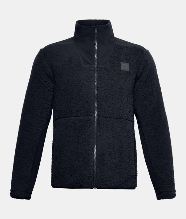 Bunda Under Armour LEGACY SHERPA SWACKET-BLK (3)