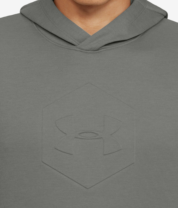 Mikina Under Armour Athlete Recovery Fleece Graphic Hoodie-G (7)