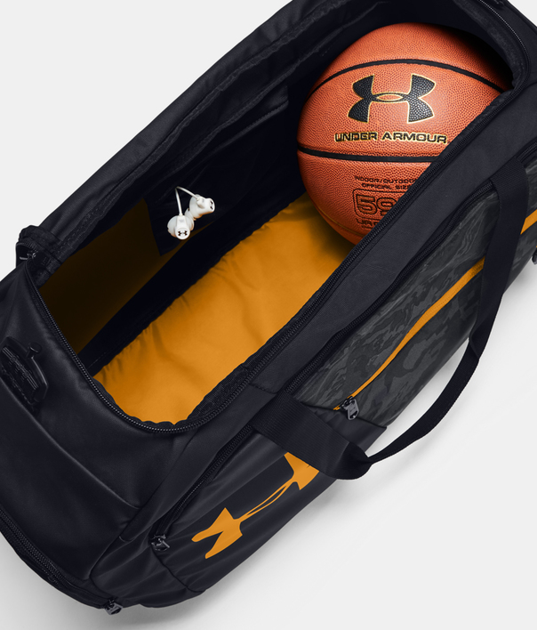 Taška Under Armour UA Undeniable 4.0 Duffle MD-BLK (4)
