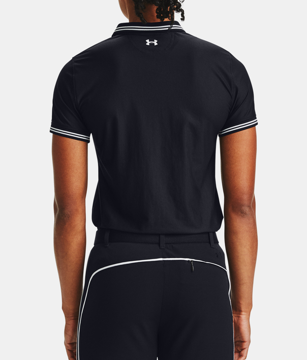 Tričko Under Armour Zinger Pique Polo-BLK (2)