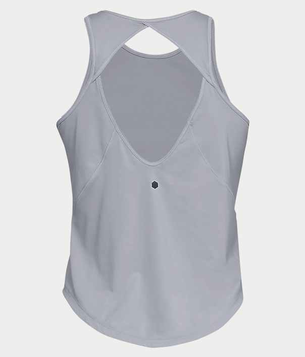 Tílko Under Armour UA Rush Tank-GRY (2)