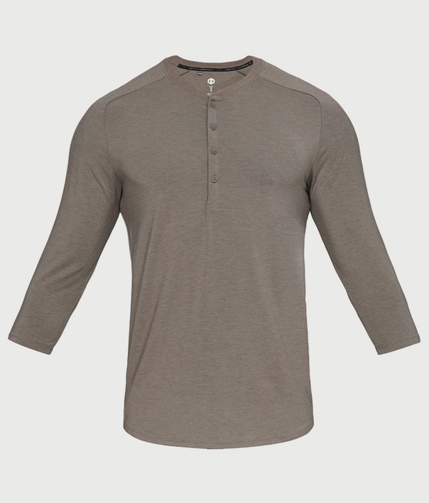 Pyžamo Under Armour Recovery Sleepwear Elite 3/4 Henley (3)