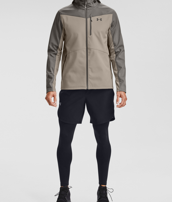 Bunda Under Armour UA CGI Shield Hooded FZ-BRN (3)