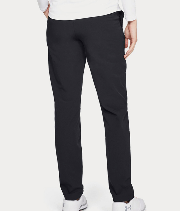 Kalhoty Under Armour Links Pant-BLK (2)