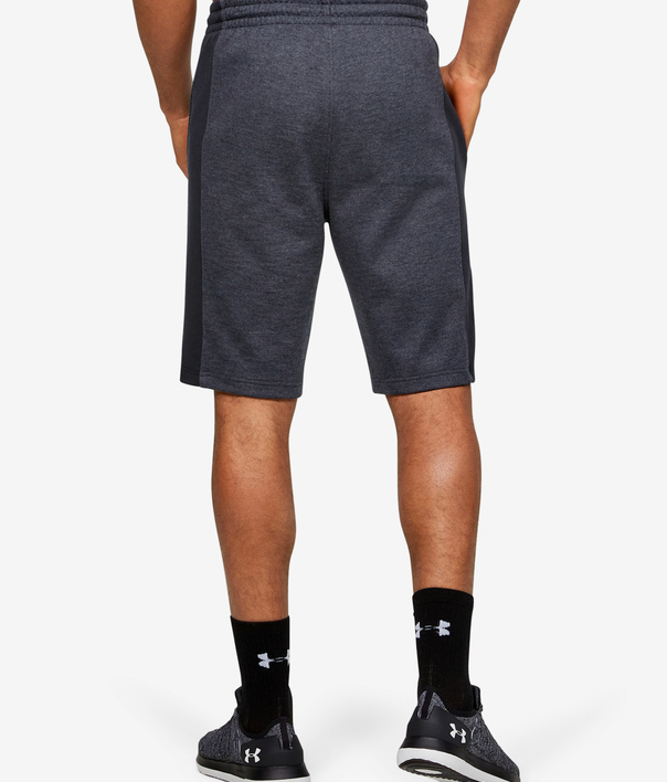 Kraťasy Under Armour DOUBLE KNIT SHORT-BLK (2)
