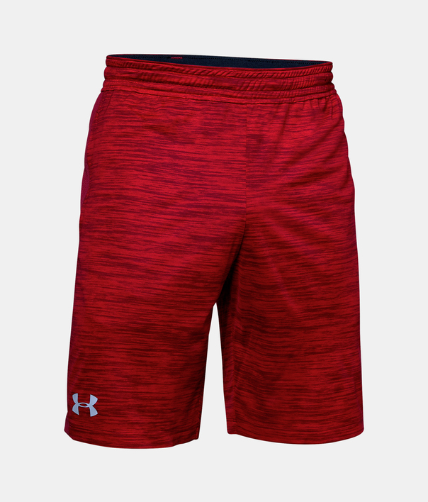 Kraťasy Under Armour MK1 Twist Shorts-RED (3)