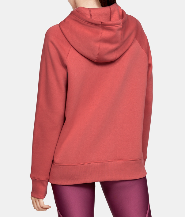 Mikina Under Armour Rival Fleece Sportstyle Graphic Hoodie-P (2)