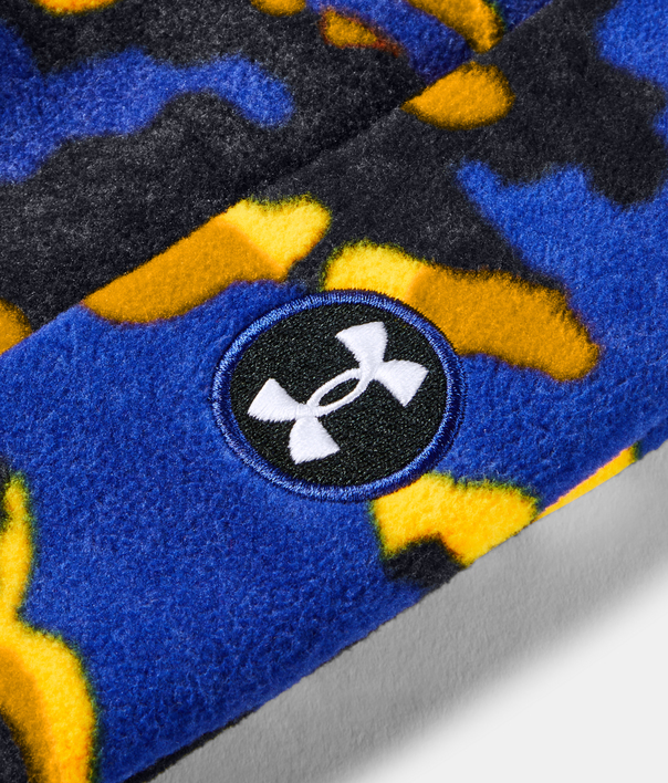 Čepice Under Armour  Fleece Printed Beanie (2)