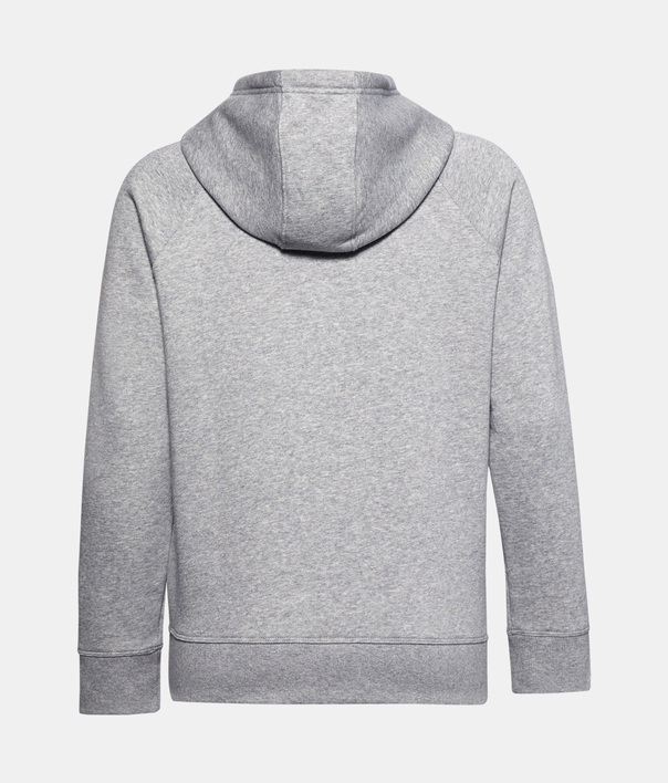 Mikina Under Armour Rival Fleece HB Hoodie-GRY (4)