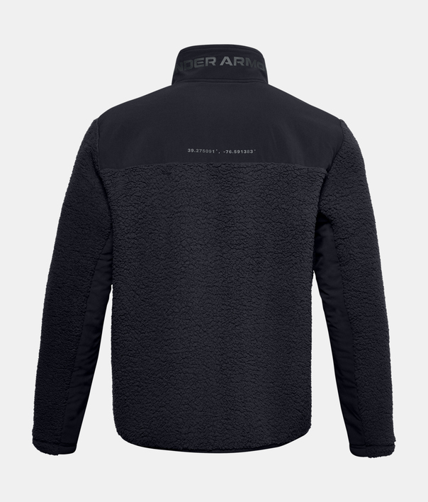 Bunda Under Armour LEGACY SHERPA SWACKET-BLK (4)