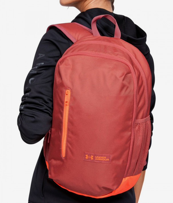 Batoh Under Armour Roland Backpack-Pnk (5)