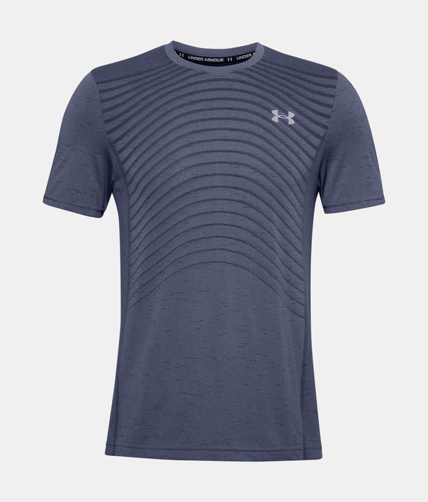 Tričko Under Armour Seamless Wave Ss (3)
