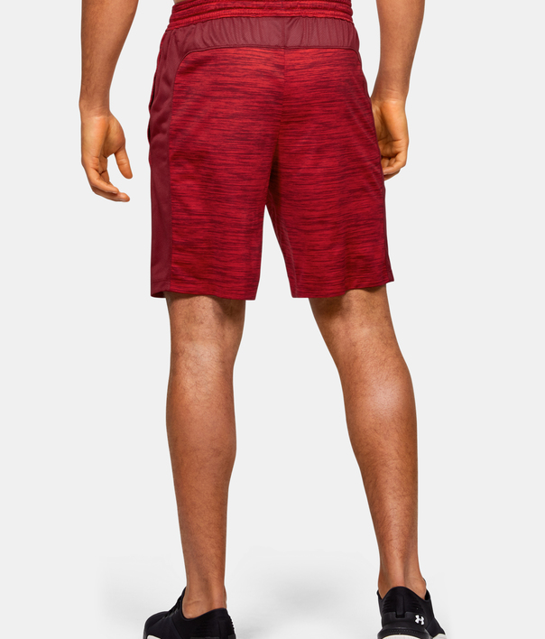 Kraťasy Under Armour MK1 Twist Shorts-RED (2)