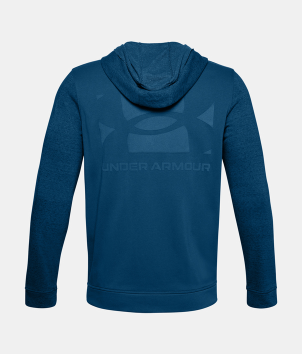 Mikina Under Armour UA Sportstyle Terry KO FZ-BLU (2)