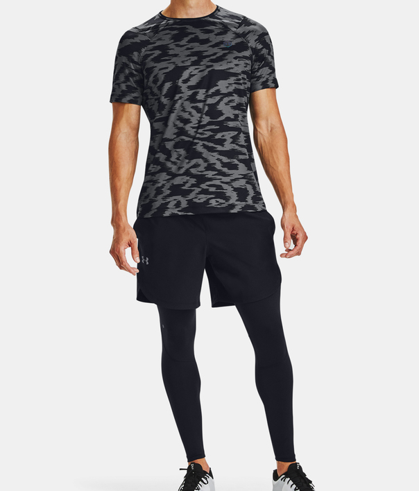 Legíny Under Armour UA RUSH HG 2.0 Leggings-BLK (4)