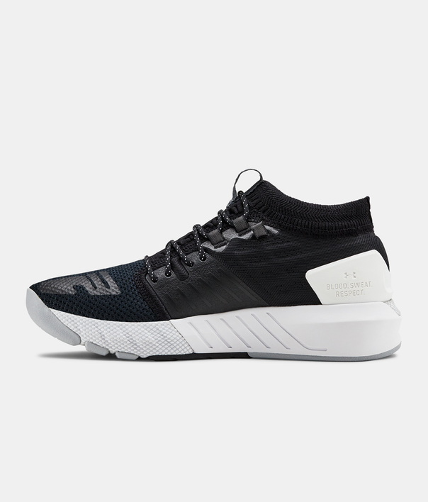 Boty Under Armour UA GS Project Rock 2-BLK (2)