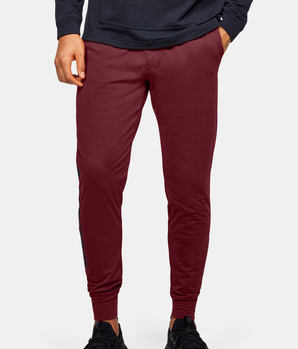 Tepláky Under Armour Sportstyle Cotton Graphic Jogger (1)