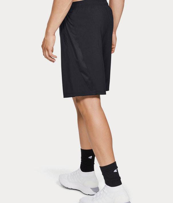 Kraťasy Under Armour LAUNCH SW 9'' SHORT-BLK (2)