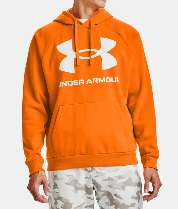 Mikina Under Armour Rival Fleece Big Logo HD (1)