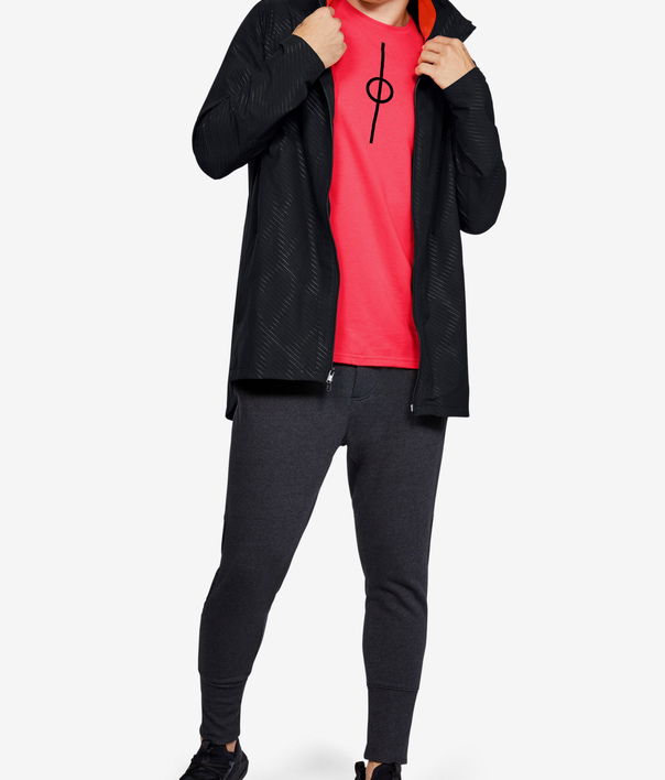 Bunda Under Armour Accelerate Terrace Jacket II-BLK (5)