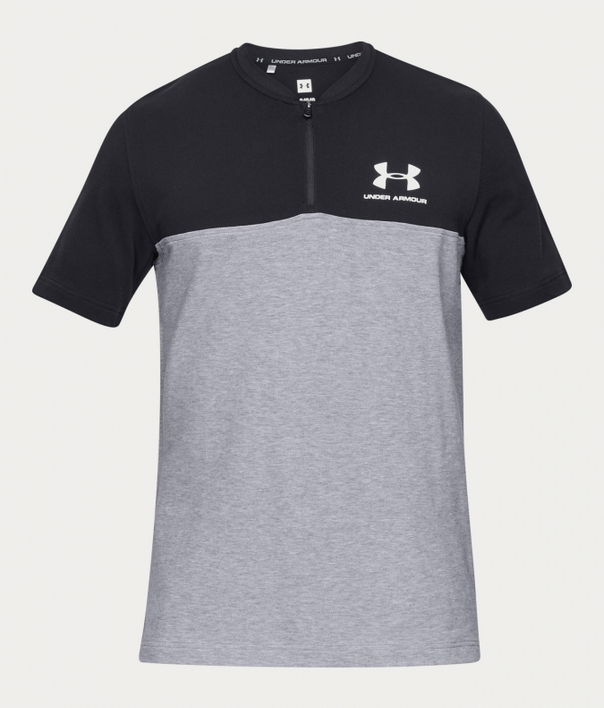 Tričko Under Armour Sportstyle Track 1/2 Zip (3)