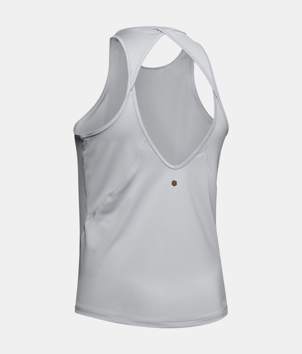 Tílko Under Armour UA Rush Tank-GRY (4)