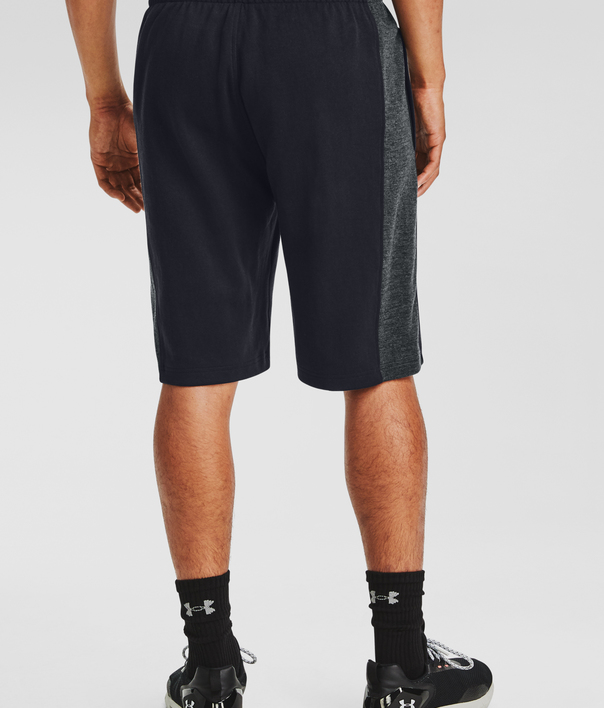 Kraťasy Under Armour DOUBLE KNIT SHORTS-BLK (2)