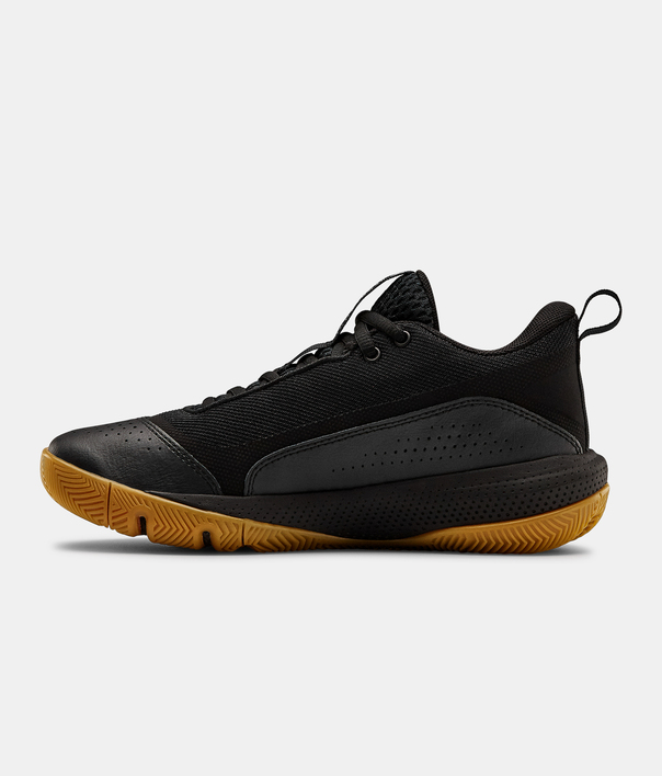 Boty Under Armour GS SC 3ZER0 IV-BLK (2)