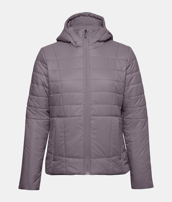 Bunda Under Armour UA Armour Insulated Hooded Jkt-PPL (1)