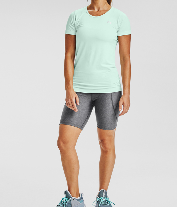 Tričko Under Armour UA Seamless SS-BLU (3)