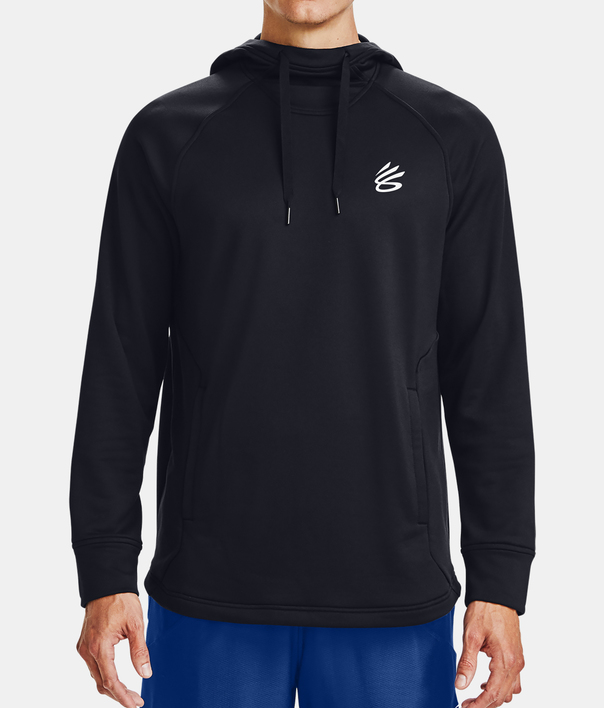 Mikina Under Armour CURRY PULLOVER HOODY (1)