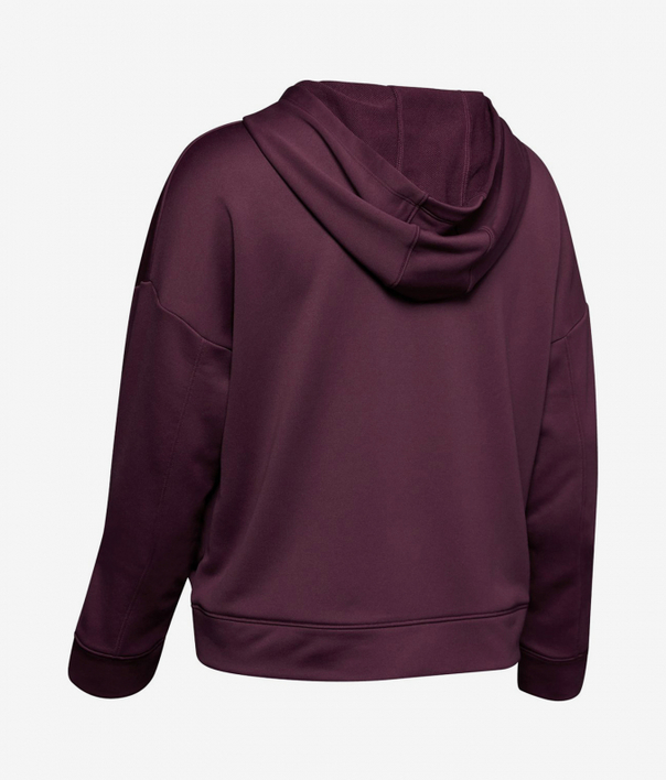 Mikina Under Armour Tech Terry Hoody-Ppl (4)