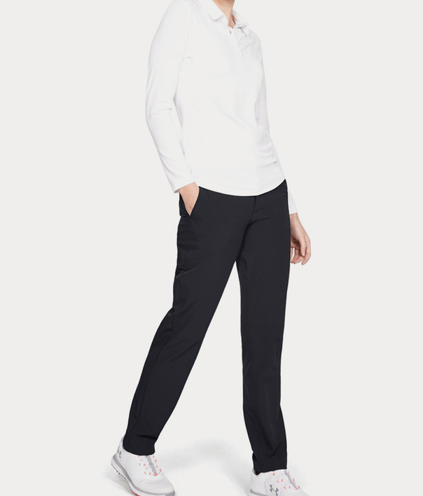 Kalhoty Under Armour Links Pant-BLK (5)