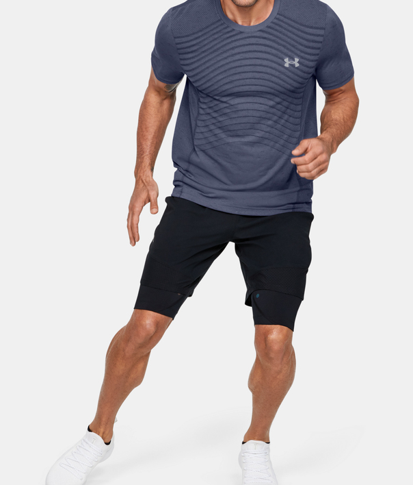 Tričko Under Armour Seamless Wave Ss (8)