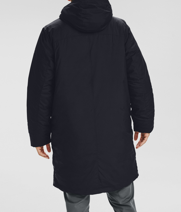 Bunda Under Armour Armour Insulated Bench Coat-BLK (2)