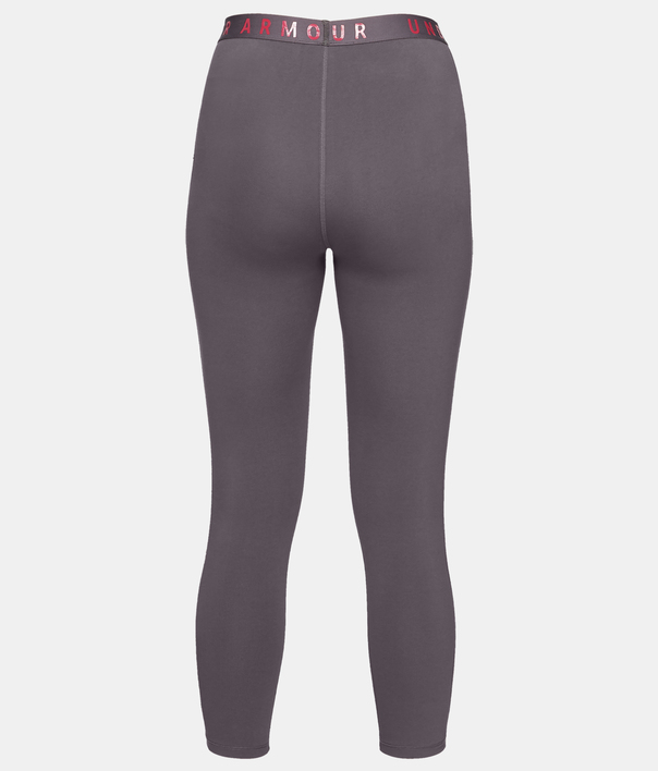 Legíny Under Armour FAVORITE MESH CROP -GRY (4)