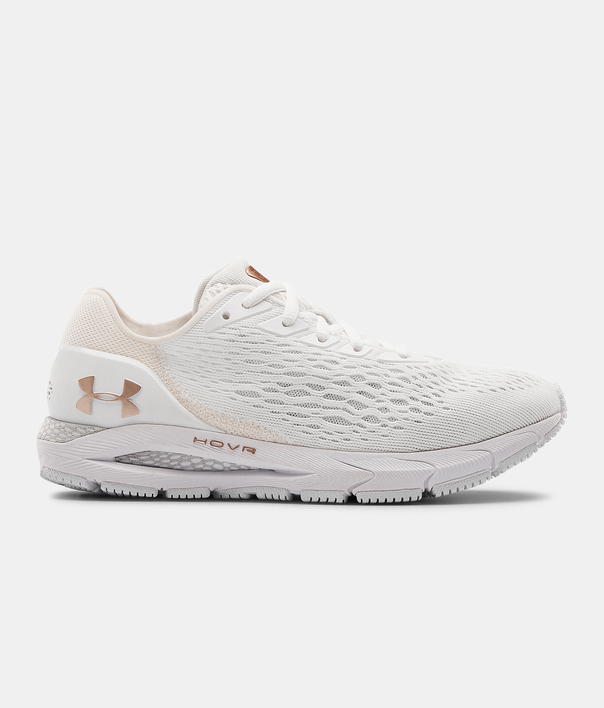 Boty Under Armour W HOVR Sonic 3 MTLC-WHT (1)