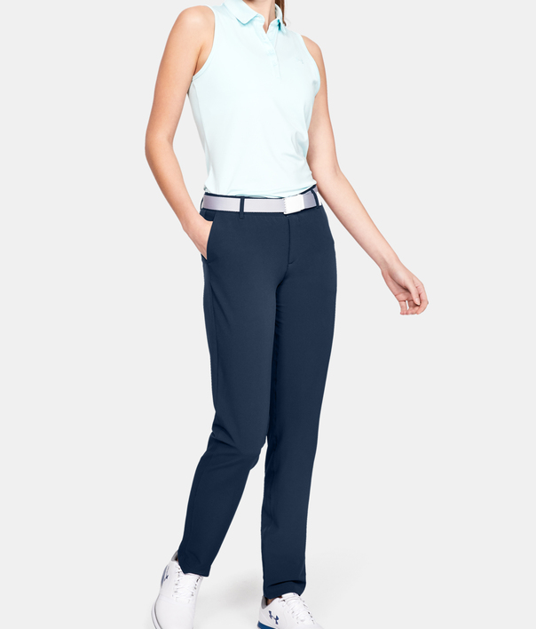 Kalhoty Under Armour Links Pant-NVY (6)